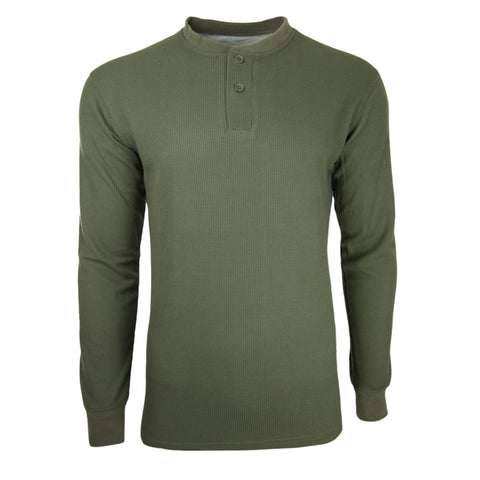 Thermals Henley Long Sleeve