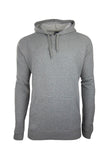 Men Sweater Rocksmith Size 2XL Gray Pullover Hooded Long Sleeve Shirt Mountains