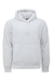 NEW Men Plain Heavy Weight Pullover Sweater Hooded Long Sleeve Fleece Sweats