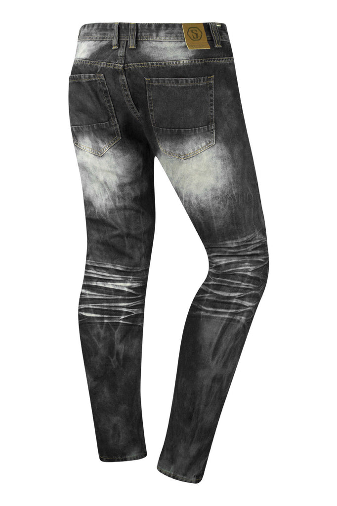 New Men Premium Distressed Ripped Jeans