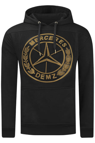 New Men GT Racing Hooded Sweater