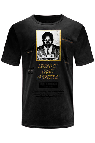 New Men Martin Luther King Tee