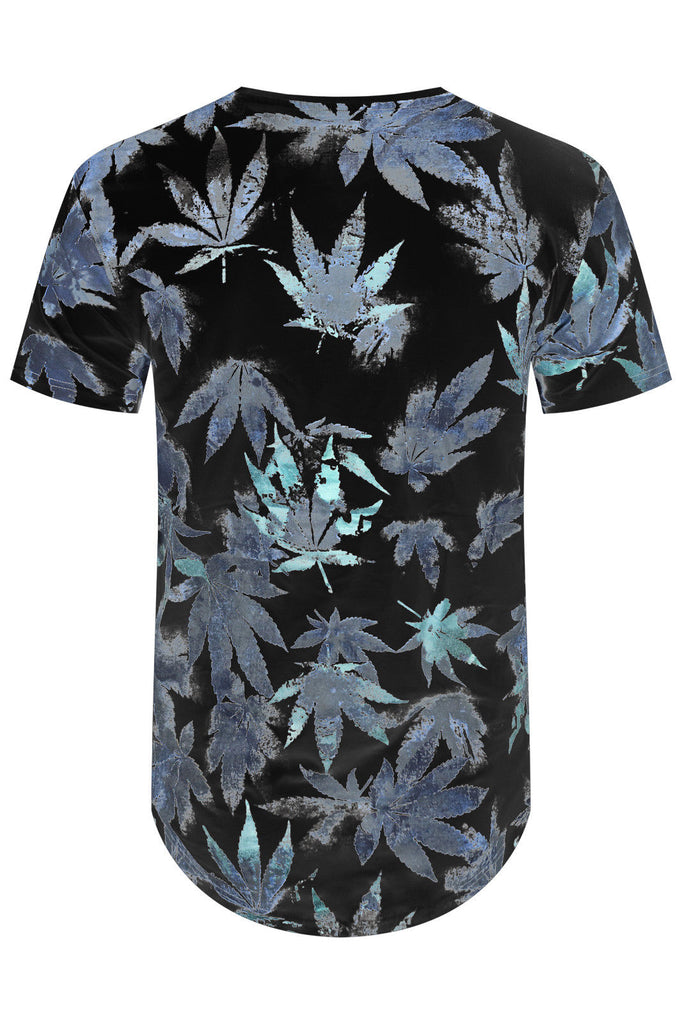 New Men Marijuana Weed Buds T-Shirt