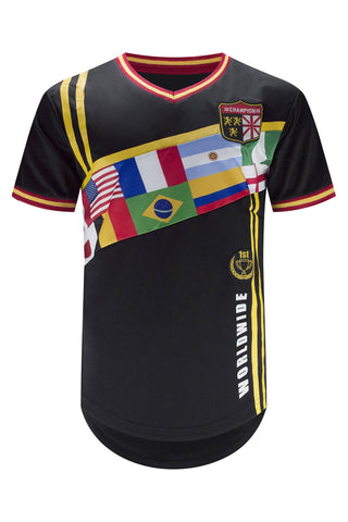 New 2018 World Cup Longline Jersey