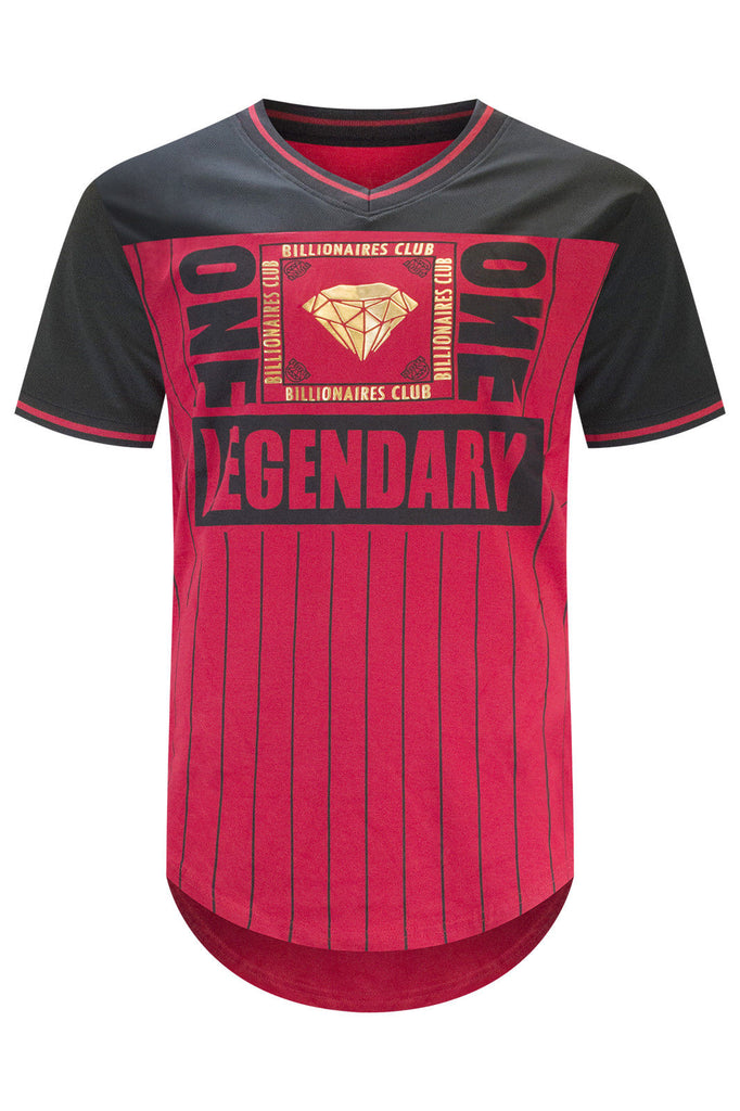New Men Billionaires Club Jersey