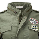 NEW Women Olive Army Shirt