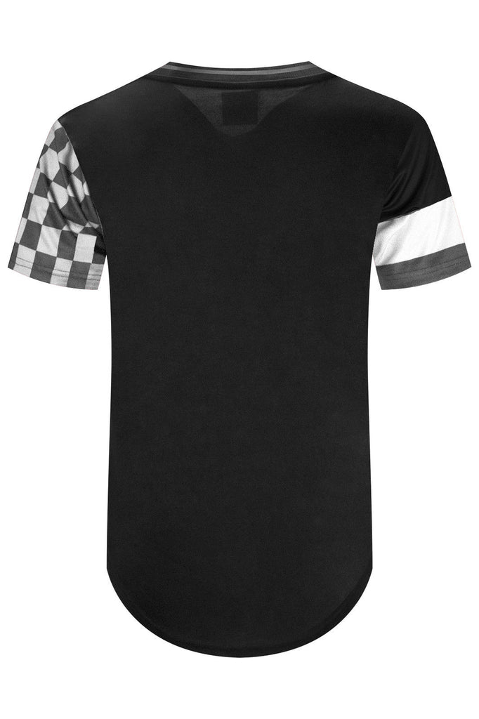 New Men Racing T-Shirt