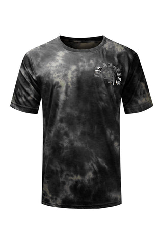 NEW Men LA Los Angeles Silver Gold Foil Print Money Cash Dye Color Sizes S-2XL