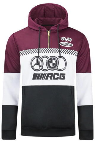 New Men Hooded GT Racing Hooded Sweater