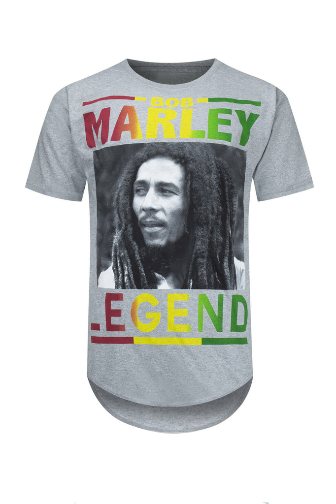NEW Men Bob Marley Short Sleeve Shirt Reggie Music Hip Hop Weed Peace Size L-4X