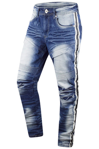 New Biker Denim Premium Slim Fit Jeans