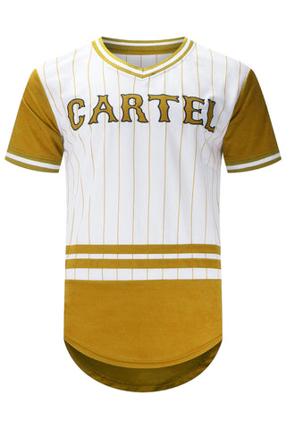 New Men Cartel Longline Jerseys
