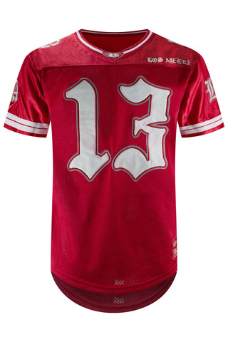 Los Angeles #13 Red Jersey