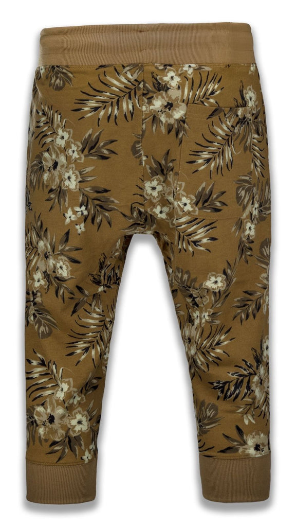 NEW Men Caprice Capri French Terry Joggers Stretch