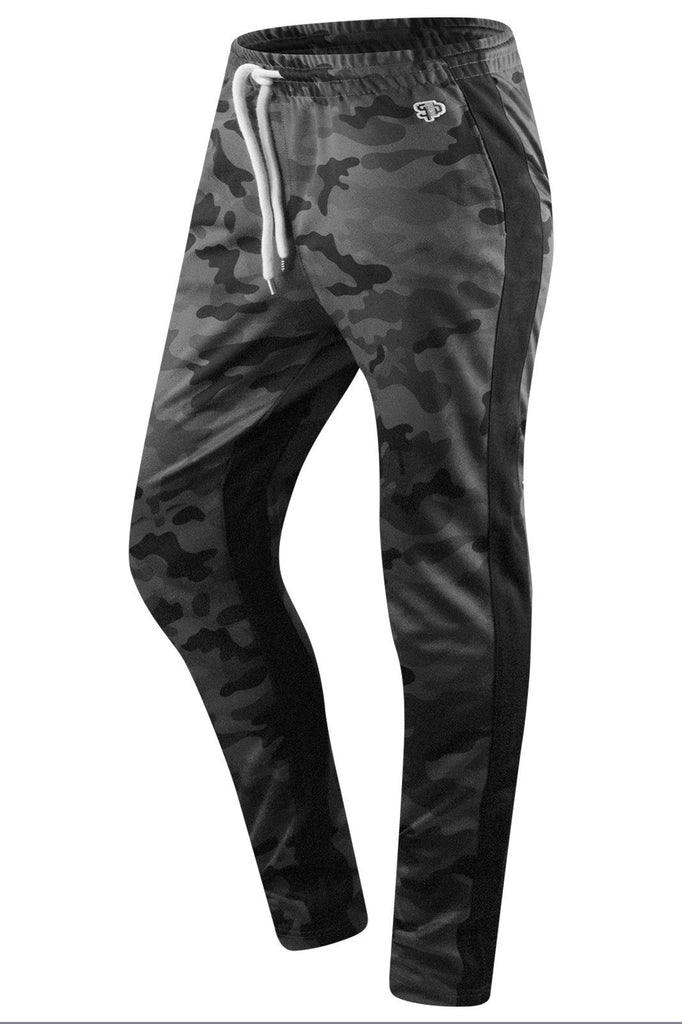 New Men Southpole Camo Track Pants