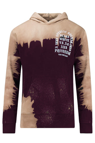 "NEW Men Sweater Hoodie Wash Dye ""Want Some Henny?"""