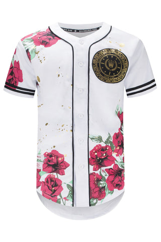 New Billionaire Club Button Up Jersey