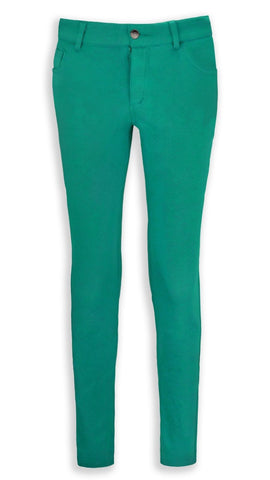 NEW Women Ladies Stretchy Pants Jeggings Pants With Zipper Button 6 Colors S-XL