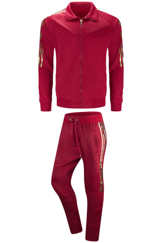 New Men Billionaires Club Lightweight Track Suit
