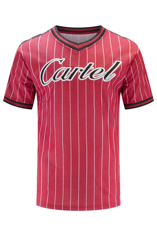 New Men Cartel El Chapo Baseball Jersey