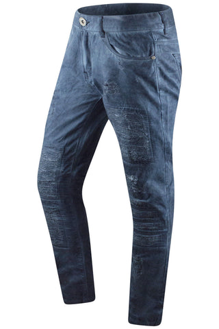 New Distressed Ripped Denim Jeans Slim Fit