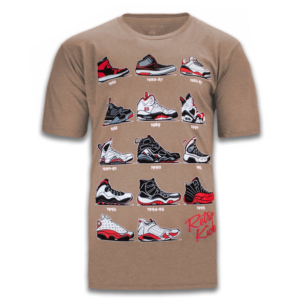 Nike Jordans T-Shirt Retro Shoes Sneakers Shirt White Black Hip Hop Hi Tops
