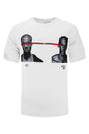NEW Men Kanye West VS Micheal Jordan Shirt 3 Colors ALL SIZES YZY GOAT 23