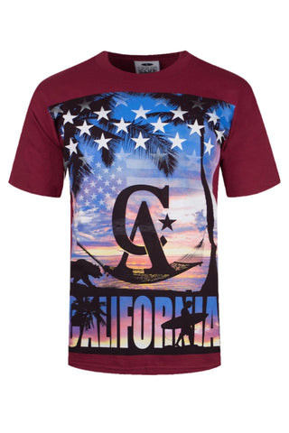 NEW Men Cali T-Shirt