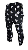 Men Joggers Long Drop Crotch Star Jogger Black Red White Gold S-XL Yeezy Kanye