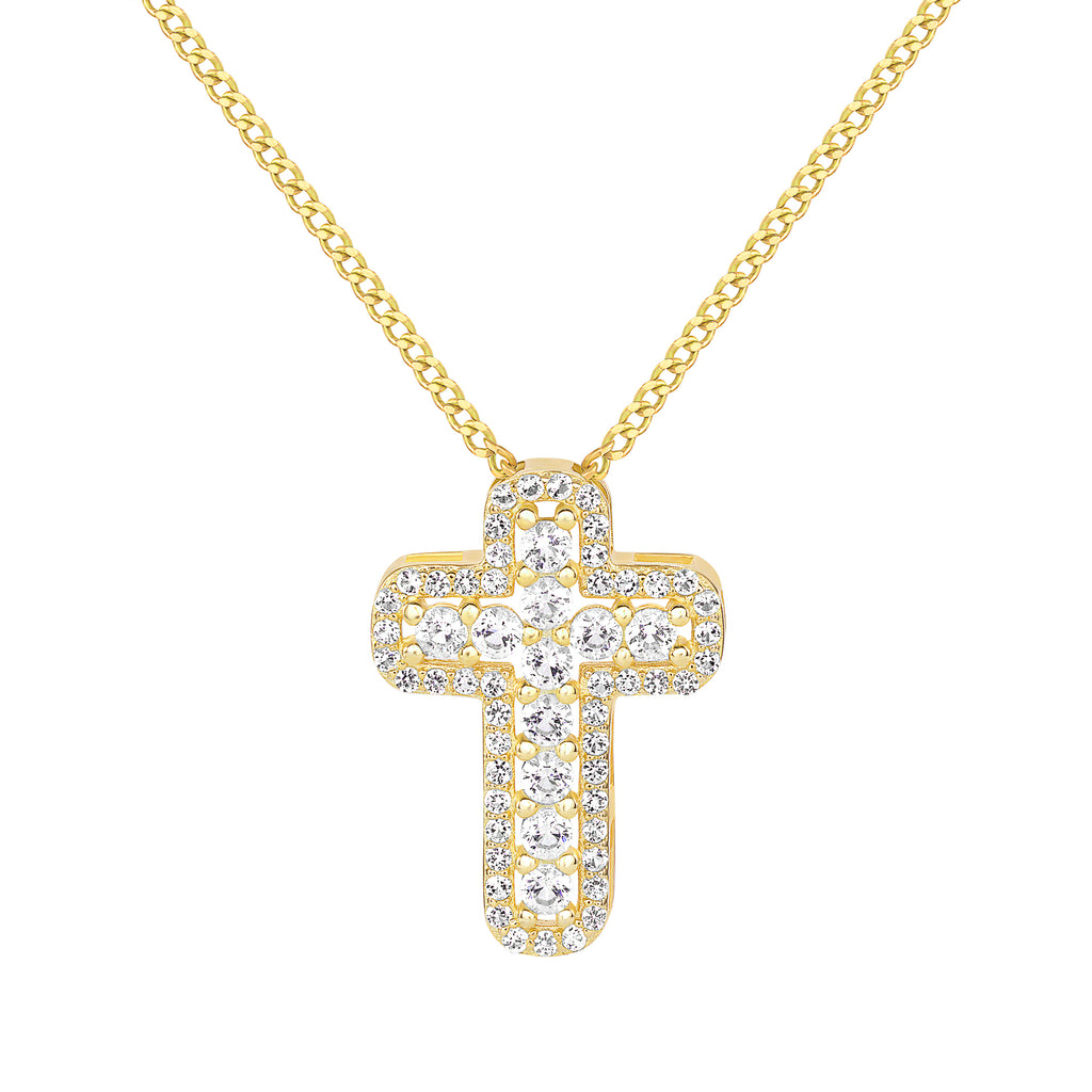 Eve Cross Pendant