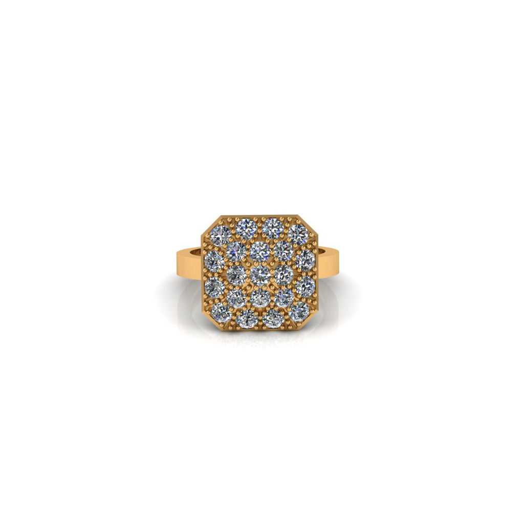 Pavé Milla Ring
