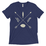 """4 Species"" Men's Tri-Blend Premium Tee"
