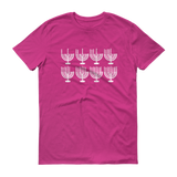 """8 Nights"" Hanukkah Tee"