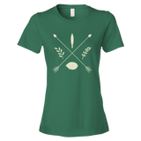 """4 Species"" Sukkot Women's Tee"