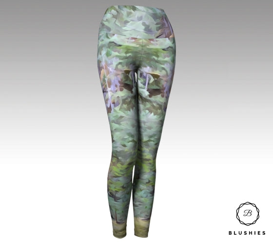 Forest Camo Legging