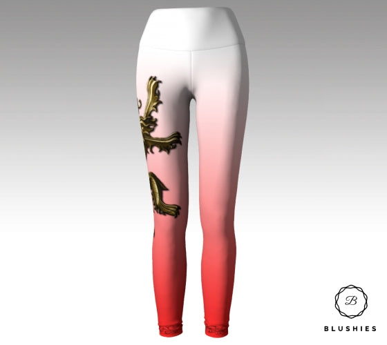 House Lannister Inspired Legging