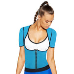 Sweat It Off Corset Girdle Underbust Slimming Top