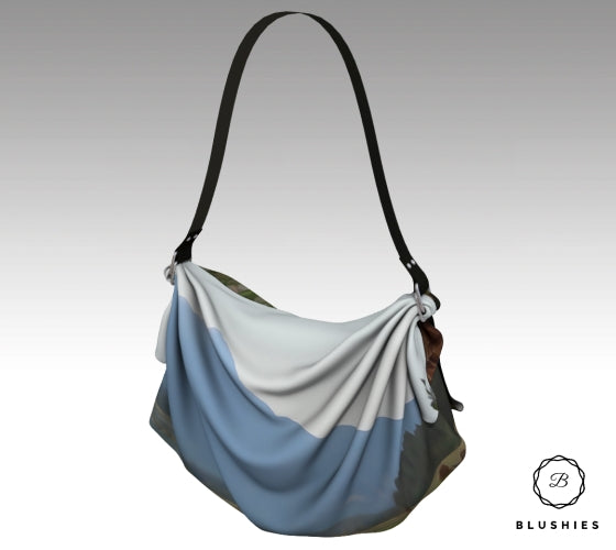 Origami Style Women Tote Bag