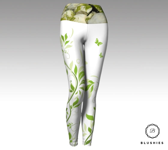 Tree Expression Legging