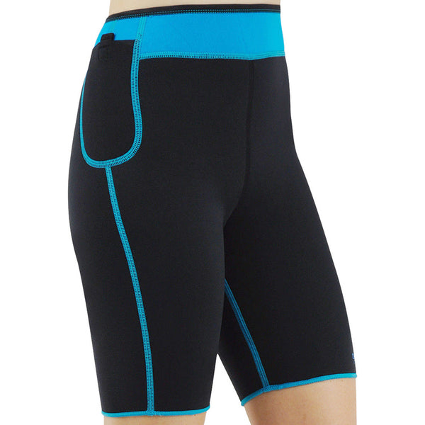 Neoprene Sweat It Off Slimming Shorts