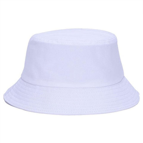 Bucket Hat PANAMA in Black|White|Beige|Navy