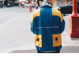 Harajuku Men Windbreaker