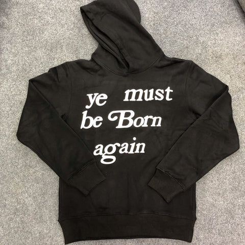 Ye Must Be Born Again hoodie VogueStreetwear.com
