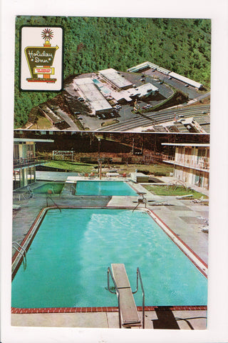 NC, Asheville - HOLIDAY INN postcard - 211 Rooms - 405056