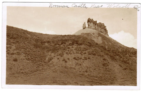 CO, Wolcott - Norman Castle - RPPC - G06033