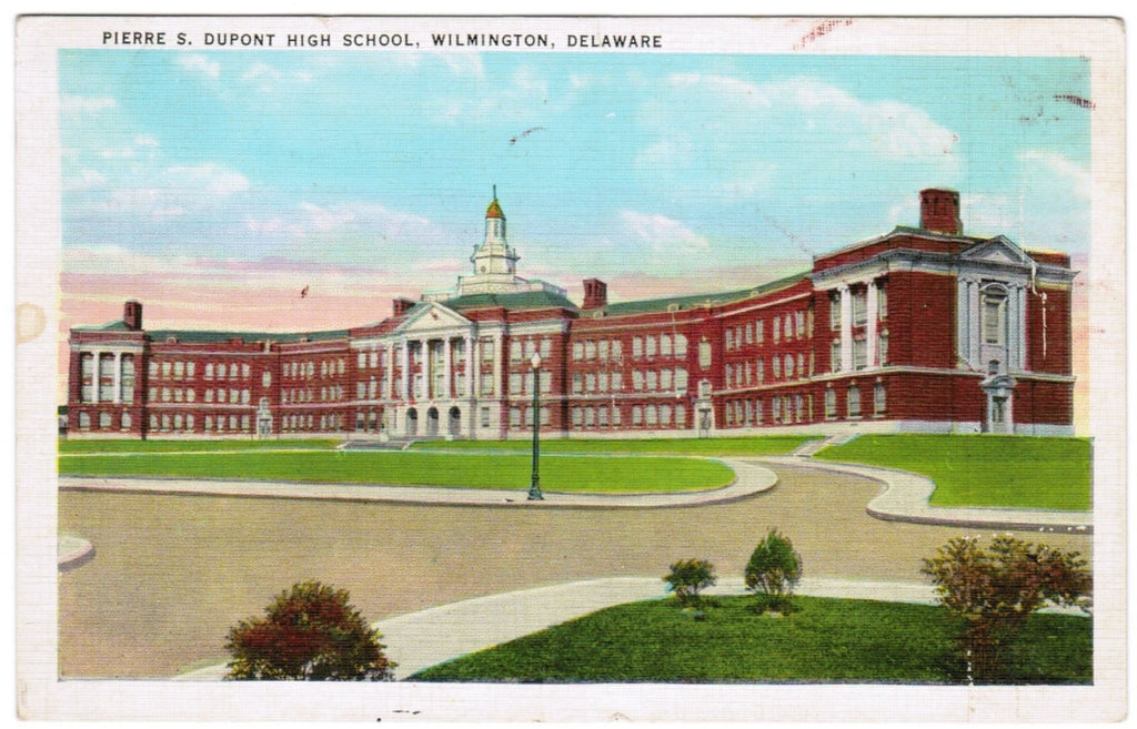 DE, Wilmington - Pierre S Dupont High School - Kent Pharmacy - w03126