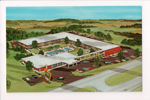 MD, Baltimore - HOLIDAY INN postcard - 6401 Baltimore National Pike - 800889