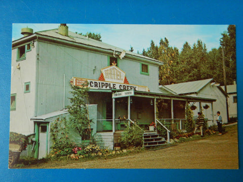 AK, Easter - Cripple Creek Hotel, mining village - w02772