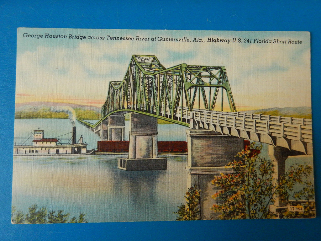 AL, Guntersville - George Houston Bridge - (ONLY Digital Copy Avail) - w04854