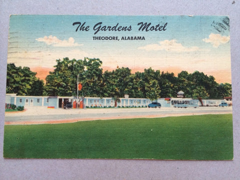 AL, Theodore - The Gardens Motel - Thigpen Photography - w02670